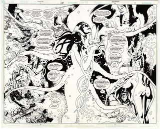 ABC IDW Artist Edition Promethea 10 pg 6 and 7 | by JH Williams III