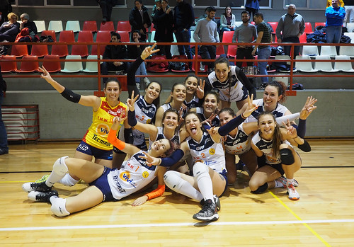 Sorelle Ramonda Montecchio - VIVIgas Arena Volley