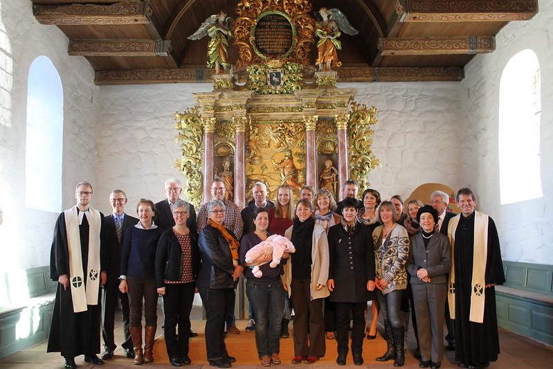 Neue Kirchengemeinderäte im Kirchenkreis Dithmarschen