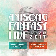 Anisong Fantasy Live Vol 1