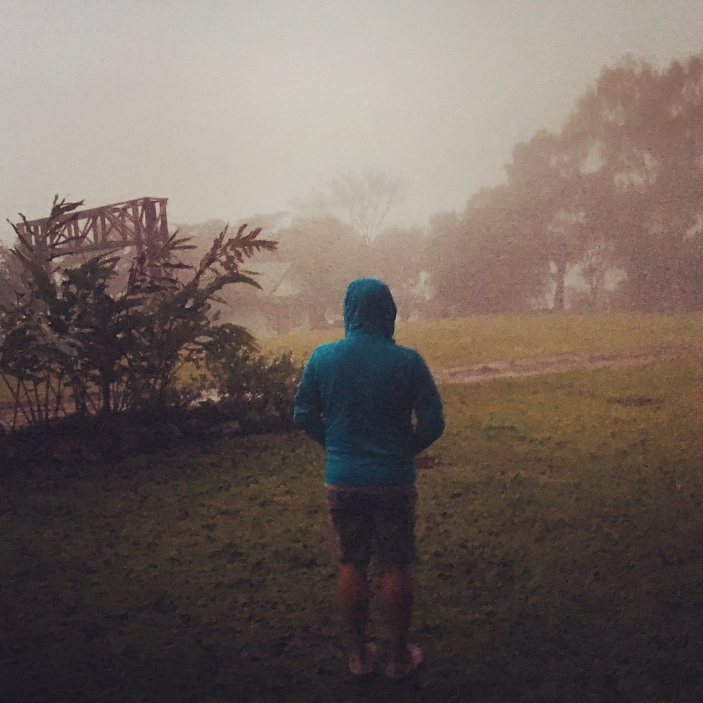 Foggy Times at Don Salvador Benedicto