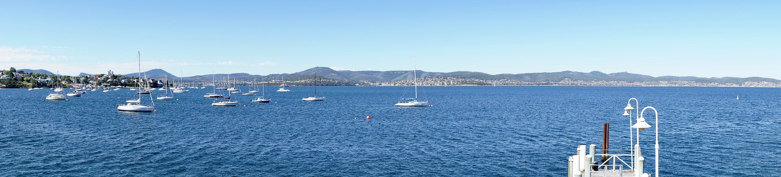 Hobart Water View
