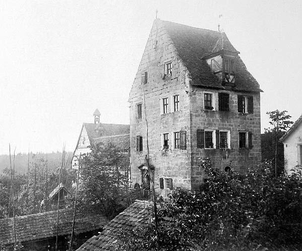 Herrensitze, Renzenhof 1894