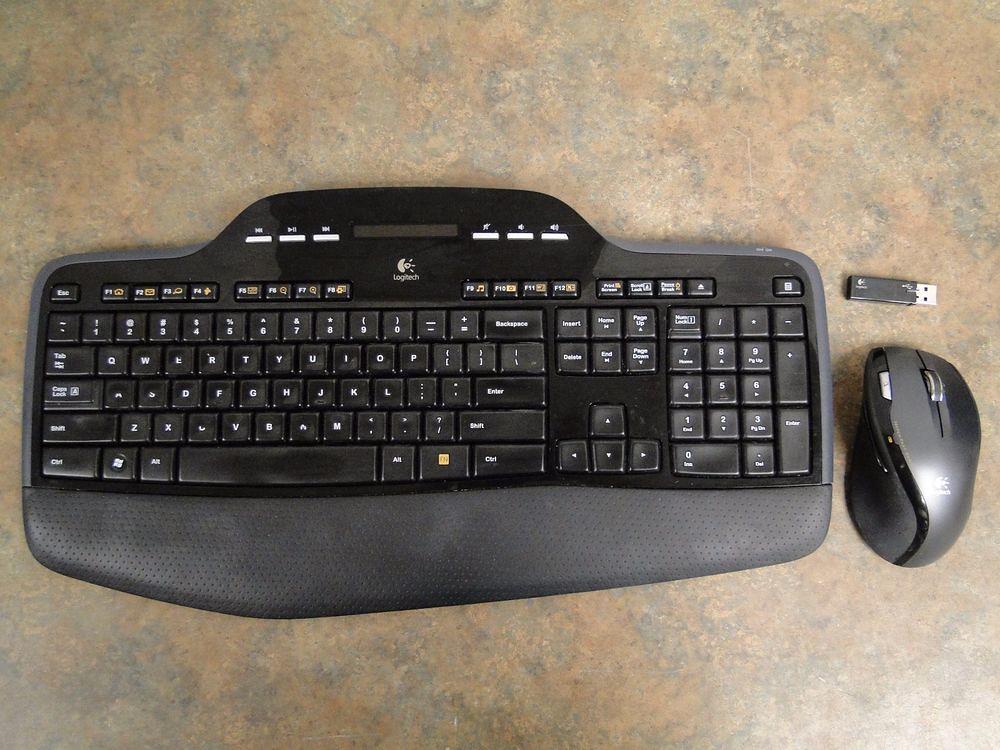 aca8d1ae7d9 ... Logitech MK700 Black Desktop Wireless Keyboard MX620 Mouse with  Receiver Combo   by arduraadolfo