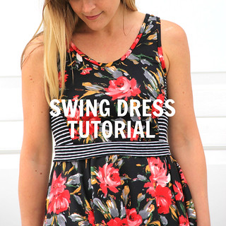 WIDGET SWING DRESS