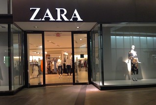 Zara Clothing Store, Los Angeles California | by JeepersMedia