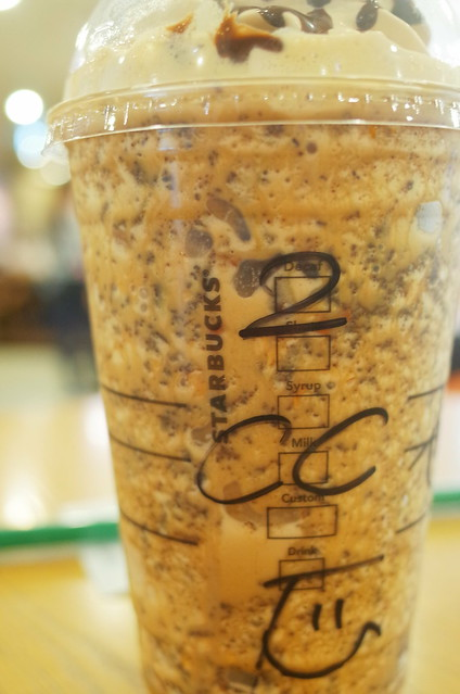 Chocolate Crunch Frappuccino 02 customized