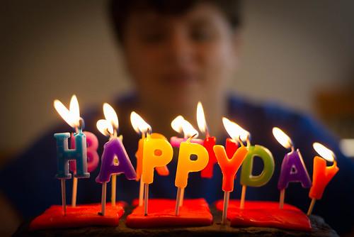 Happy Birthday Trevor Cake