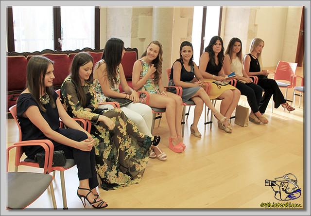 5 Reinas de Briviesca Fiestas 2015