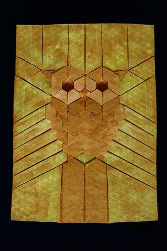 origami night owl instructions