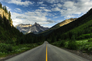 On the road home | by HeavyLight.ca