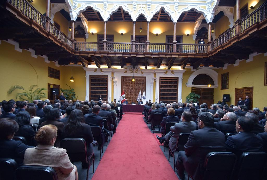 Canciller encabez celebraciones por el 194 aniversario for Oposiciones ministerio de exteriores