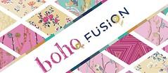 Boho Fusion Button