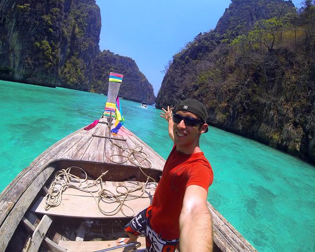 Pileh Lagoon, la preciosa laguna de las islas Phi Phi