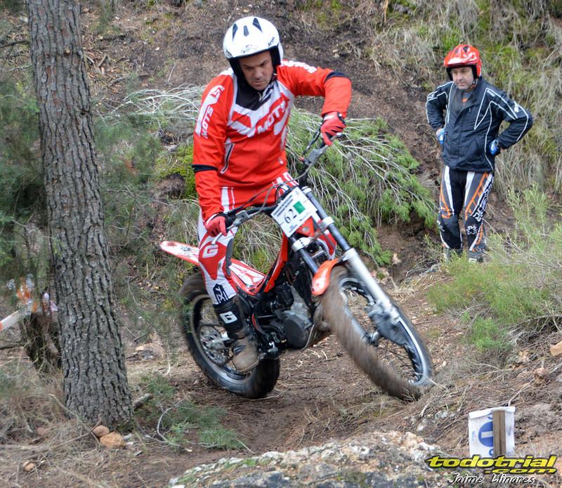 Campeonato Valenciano. Trial La Pesquera 2017