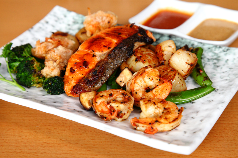 Ichiban Izakaya Seafood-Teppanyaki