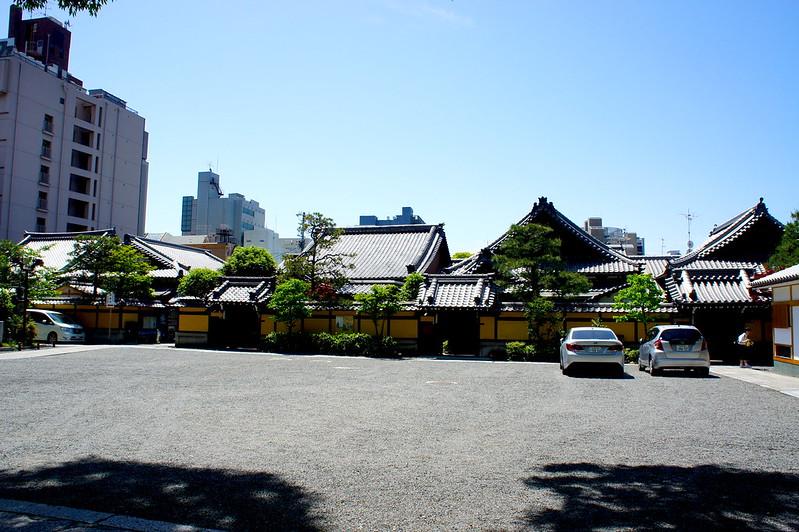 塔頭寺院/本能寺(Honno-ji Temple / Kyoto City) 2015/05/11