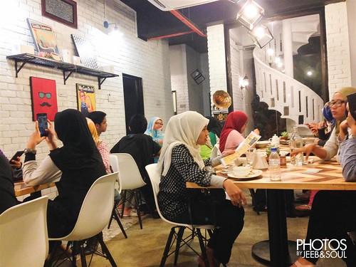 Dinner @ Kopimeo, Shah Alam