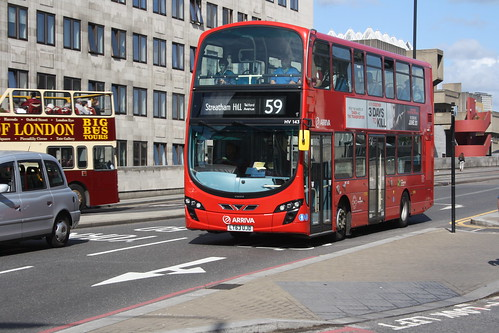 Arriva London South HV143 LT63UJD