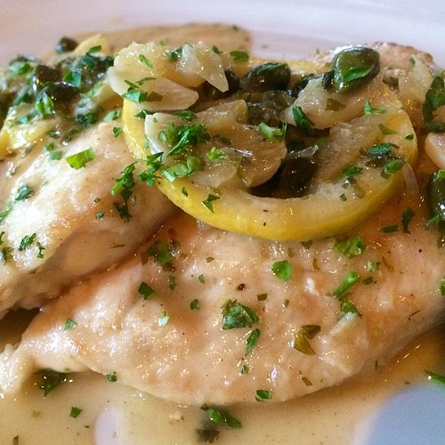 sauteed chicken breasts with olive and caper sauce recipes caper sauce ...