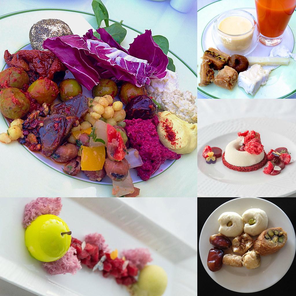 Waldorf Astoria Ras Al Khaimah ruoka