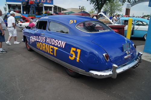 Doc Hudson Race Car