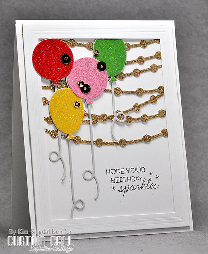 Birthday Sparkles
