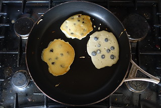 Blueberry pancakes 002