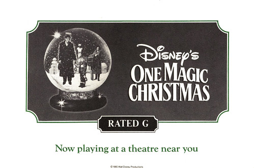 Very Merry Christmas Party, 12-13-85 06 - One Magic Christmas   by Tom ...