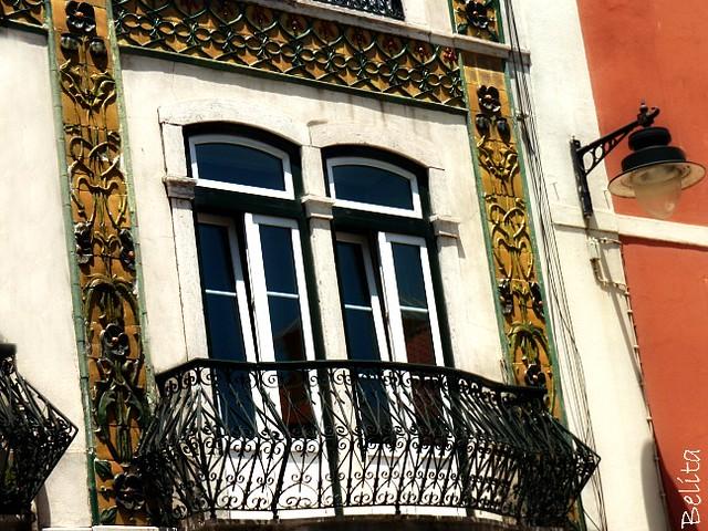 BALCONIES, DOORS AND WINDOWS