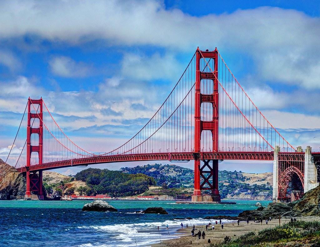 San Francisco Toyota >> Golden Gate Bridge - 2015   It was a sunny summer day in ...
