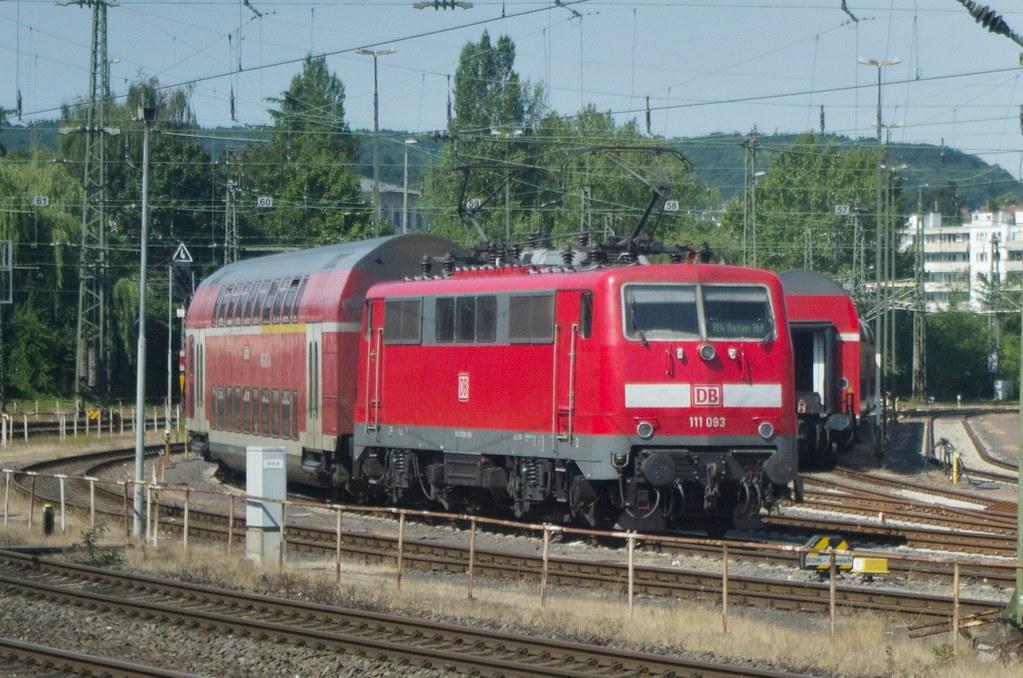 111 093 At Aachen Depot Joshua Brown Flickr