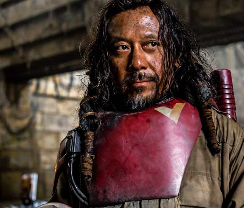 Star Wars Rogue One Baze Malbus