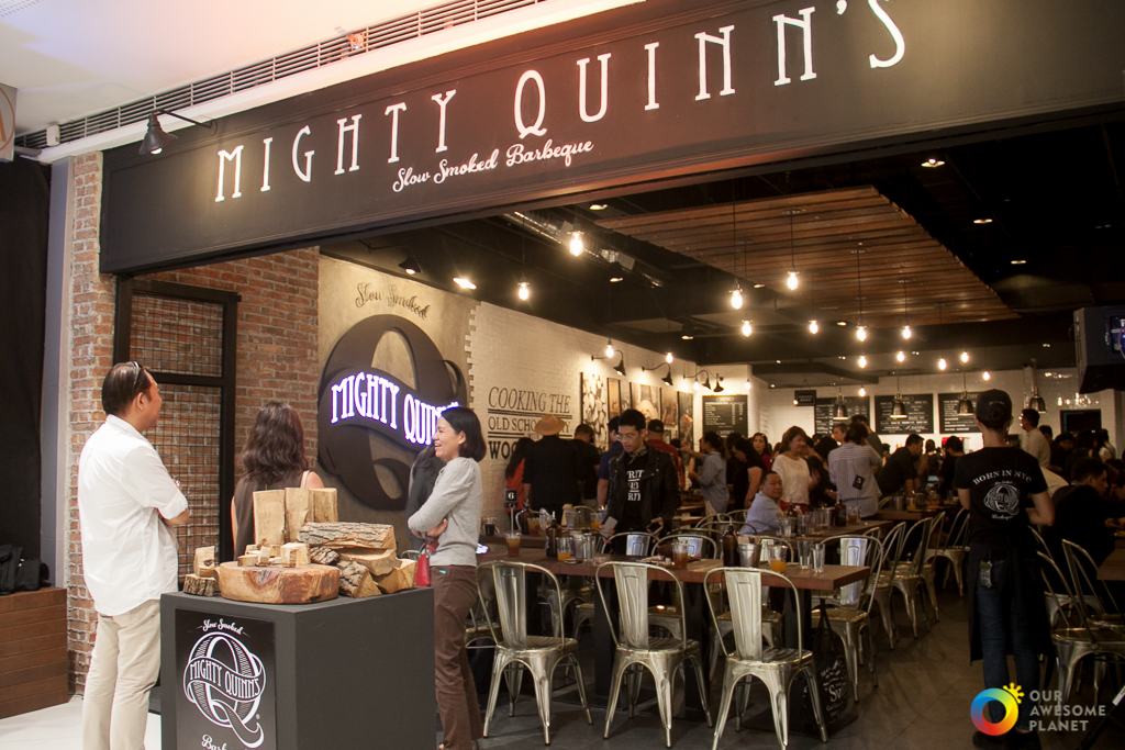 Mighty Quinn's