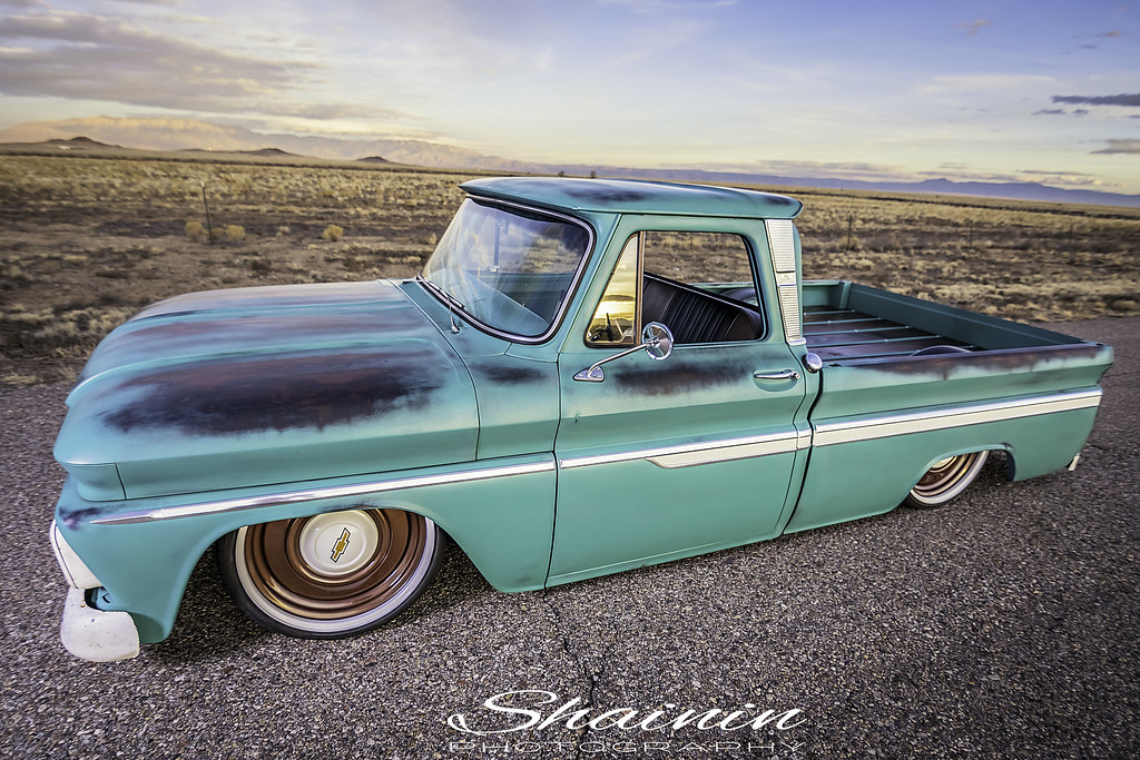 66 Chevy C10   Custom 66 Chevy C10 built by Nick Hester in ...