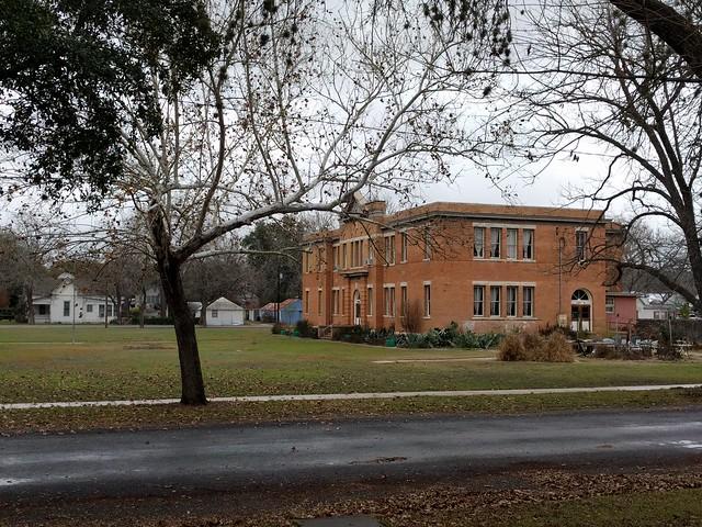 Block 16/ Central School, Smithville, TX