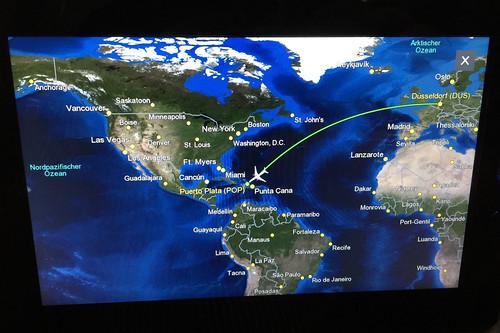 07 - Flug nach Puerto Plata