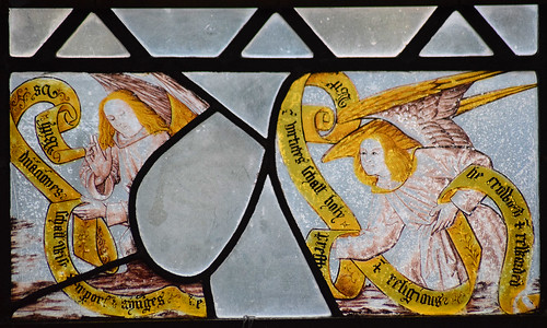 Dominations and Virtues (Orders of Angels, early 16th Century?)