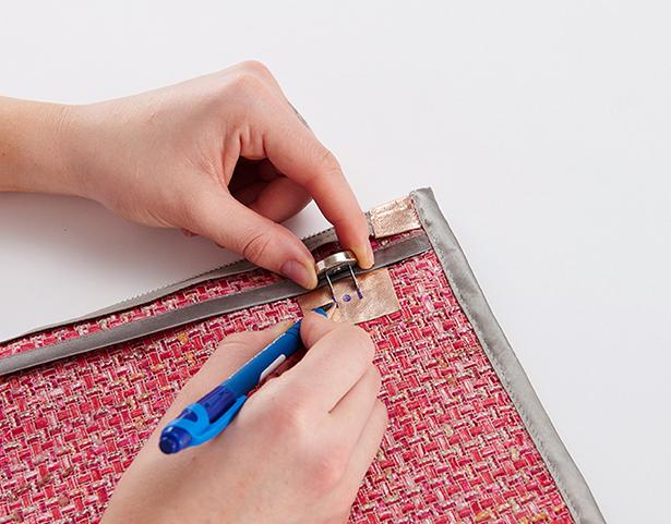 DIY Bouclé Purse – Sewing Blog | BurdaStyle com