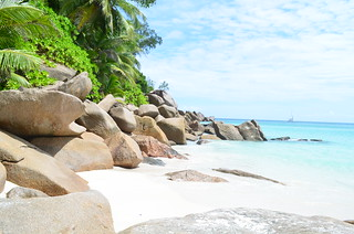 More Anse Georgette, Seychelles