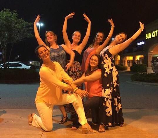 Dance Reunion 2015