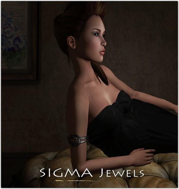 SIGMA Jweels/ Knot armband
