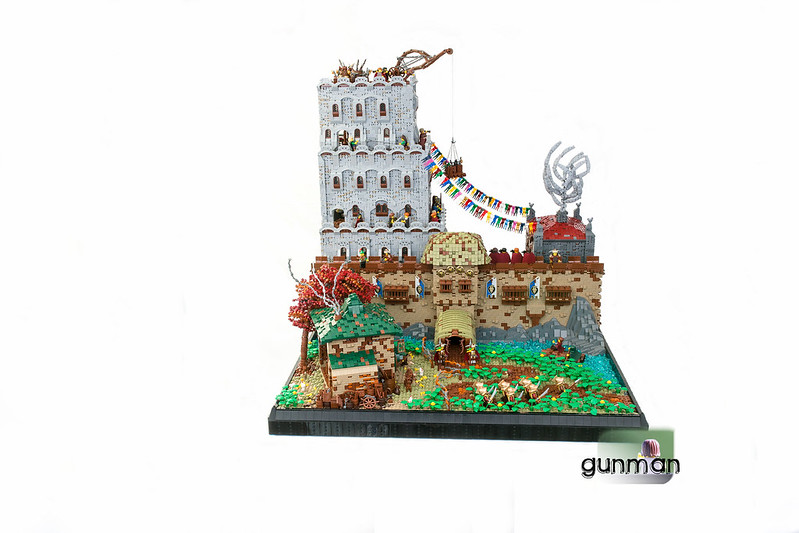 [Guilds of Historica]: Alexander Fortress   (pic heavy) 19244430861_e446348d49_c