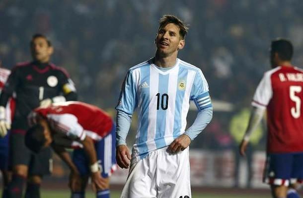Messi, con la misión de darle a Argentina la Copa América