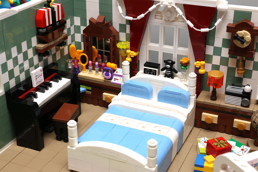Lego Living Room