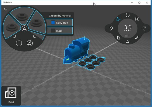 Windows 10 3d Builder App Posted For My Computer