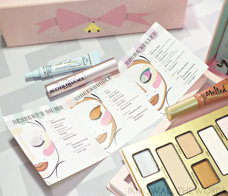 too faced the chocolate shop holiday 2016 (6)