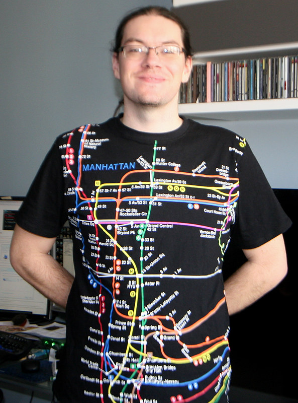 NYC Transit Shirt