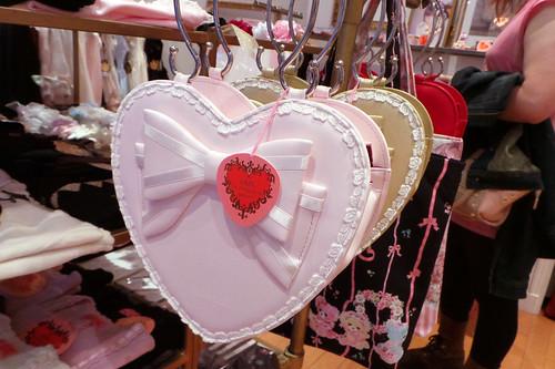 Heart Bags
