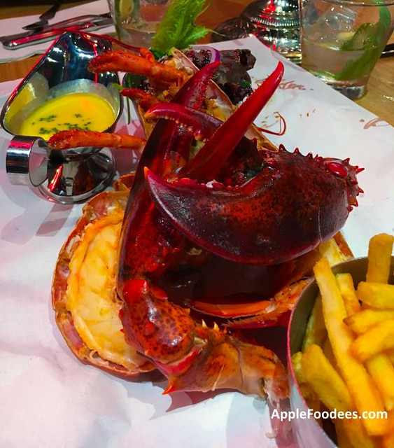 Burger and Lobster Malaysia - Canadian Lobster The Original